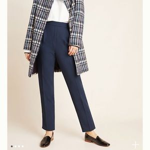 Anthropology Copley Tapered Pants